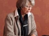 De voorzitter van het Historisch Platform Dordrecht Elisabeth van Heiningen,. Dit platform is verantwoordelijk voor de cursus Dordtologie en de succesvolle serie Verhalen van Dordrecht.