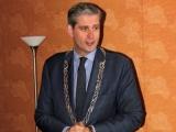 Burgemeester Kolff reikte de diploma's Dordtologie 2018-II uit. De 21e cursus in 10 jaar Dordtologie.